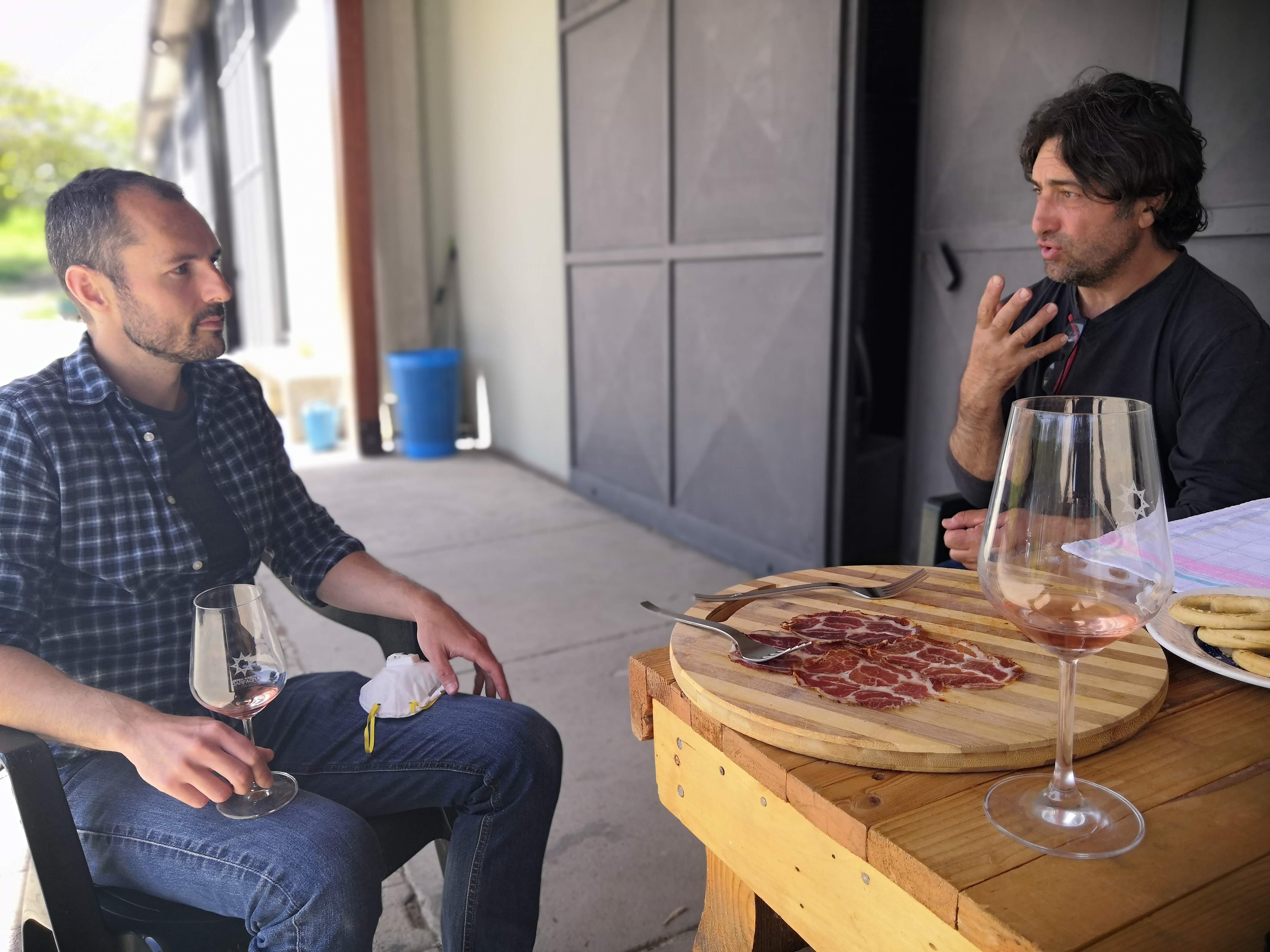 Cianfagna - Vincenzo & Scott